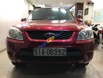Bán Ford Escape 2.3 XLS đời 2010, màu đỏ chính chủ