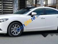 Bán Mazda 6 2.0 đời 2015, màu trắng
