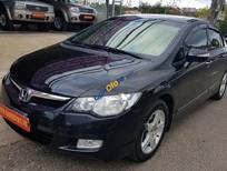 Cần bán xe Honda Civic 2.0AT Sport năm 2008, màu đen