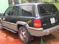 Bán Jeep Grand Cheroke đời 1994, màu xanh dưa