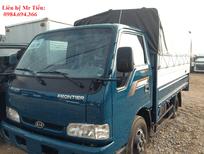 Xe tải Kia K165S nâng tải 2,4 tấn thùng bạt, kín. Liên hệ 0984694366, hỗ trợ trả góp 70% lãi suất thấp