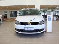 MPV nhập khẩu cho gia đình - Volkswagen Sharan
