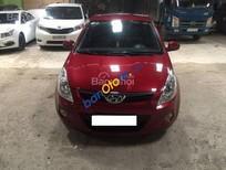 Cần bán gấp Hyundai i20 1.4AT năm sản xuất 2009, màu đỏ
