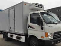 Bán xe tải Hyundai 7 tấn đông lạnh