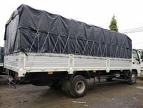 Bán xe tải Thaco ollin700B thùng mui bạt tải trọng 7 tấn thùng dài 6,2 mét