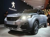 Xe Pháp 5008 Peugeot phân phối chính hãng CN Thái Nguyên 0969 693 633