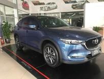 Bán ô tô Mazda CX 5 đời 2018, màu xanh lam