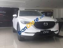 Bán xe Mazda CX 5 đời 2017, màu trắng, giá 879tr