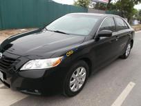 Bán Toyota Camry LE sản xuất 2008, màu đen, nhập khẩu nguyên chiếc giá cạnh tranh