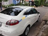 Cần bán xe Ford Fiesta AT đời 2011, màu trắng