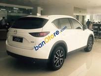Cần bán Mazda CX 5 đời 2017, màu trắng