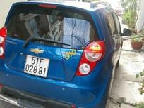 Bán xe Chevrolet Spark LTZ đời 2014, màu xanh dương