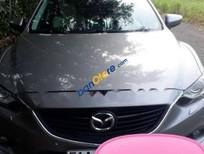 Bán ô tô Mazda 6 2.0 AT đời 2012, màu bạc, nhập khẩu