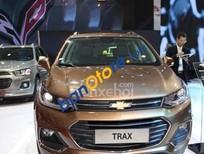 Bán Chevrolet Trax AT sản xuất năm 2017, màu nâu, nhập khẩu