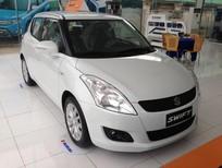 Bán xe Suzuki Swift màu trắng giá tốt nhất. LH: 01659914123