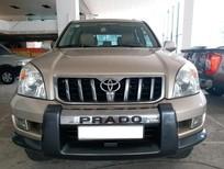 Toyota Prado 2.7 GX hàng cực hiếm, sản xuất 2009, biển Hà Nội, màu vàng