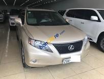 Bán Lexus RX 350 sản xuất 2009, màu vàng cát, xuất Mỹ LH 0904927272