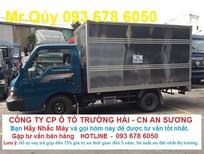 Thaco Kia 1.25 tấn mới. Xe tải Thaco Kia 1.25 tấn