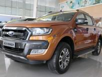 Bán Ford Ranger Wildtrak 3.2AT năm 2017, nhập khẩu nguyên chiếc