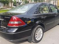 Bán Ford Mondeo năm sản xuất 2004, màu đen, 248tr