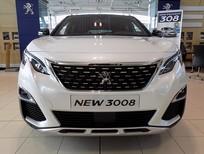 Peugeot 3008 CKD new 100%, giao xe ngay tại Cao Bằng, Bắc Cạn