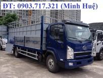 Xe tải Faw 7T3 máy D4DB dung tích 3907cm3, tải Faw 7300kg, xe tải 7t3 hiệu Faw
