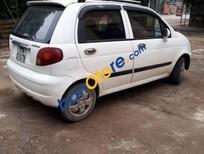 Cần bán gấp Chevrolet Spark đời 2007, màu trắng