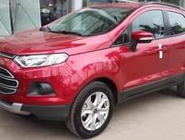 Cần bán xe Ford EcoSport 1.5l titanium 2018