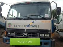 Cần bán Hyundai HD 270 đời 1993, màu trắng, xe nhập