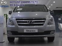 Starex 9 chỗ nhập khẩu, giao ngay, 250tr nhận xe