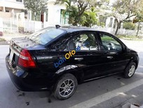 Bán Chevrolet Aveo đời 2011, màu đen, 240tr