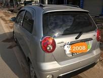 Cần bán xe Daewoo Matiz Joy sản xuất 2008, màu bạc, xe nhập số tự động, 180tr