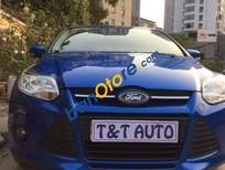 Cần bán xe Ford Focus 1.6 AT đời 2013, màu xanh lam