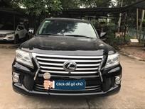 Bán Lexus LX570 2014 nhập Mỹ, tư nhân chính chủ, xe full kịch đồ. Biển Hà Nội