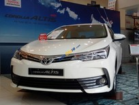Cần bán xe Toyota Corolla Altis 1.8G-CVT đời 2018, màu trắng, giá chỉ 733 triệu, hỗ trợ vay trên 80%, lãi suất 6.99%