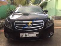 Cần bán lại xe Daewoo Lacetti CDX đời 2011, màu đen, nhập khẩu nguyên chiếc ít sử dụng, giá 335tr