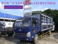 xe tải hyundai 7 tấn 3 - HD 7T3 - hyundai 7.3 tấn thùng dài lên tới 6m2 .