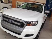 Cần bán xe Ford Ranger XLS MT 2017, màu trắng, nhập khẩu, giá 650tr