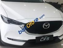 Bán xe Mazda CX 5 2.0 AT đời 2018, màu trắng