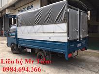 Bán xe tải Kia K2700 tải 1,25 tấn đời mới đầy đủ các loại thùng liên hệ 0984694366, hỗ trợ trả góp
