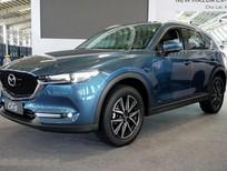 Cần bán Mazda CX 5 2.5 đời 2018, màu xanh lam