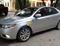Bán ô tô Kia Forte SLi đời 2009, màu bạc, nhập khẩu