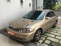 Bán Ford Laser GHIA 1.8 MT đời 2004, xe gia đình, giá cạnh tranh