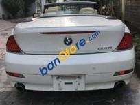 Bán xe BMW 6 Series 650i đời 2008, màu trắng