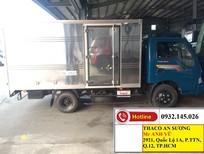 TP. HCM. Bán xe tải KIA K165 2 tấn 4 giá tốt nhất. Hỗ trợ cho vay với lãi suất thấp. Xe tải KIA K165 2t4