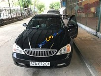 Cần bán lại xe Daewoo Magnus đời 2004, màu đen chính chủ, giá tốt