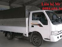 Bán xe tải Kia Thaco Frontier 125 tải 1,25 tấn đủ các loại thùng bạt, kín liên hệ 0984694366, hỗ trợ trả góp