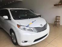 Cần bán Toyota Sienna 3.5 Limited đời 2014, màu trắng, xe nhập