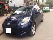 Bán xe Toyota Yaris 1.6 đời 2007, màu xanh lam, nhập khẩu