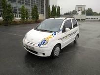 Bán Daewoo Matiz MT đời 2007, màu trắng như mới